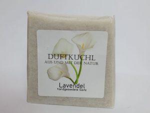 Handgemachte Lavendel Seife